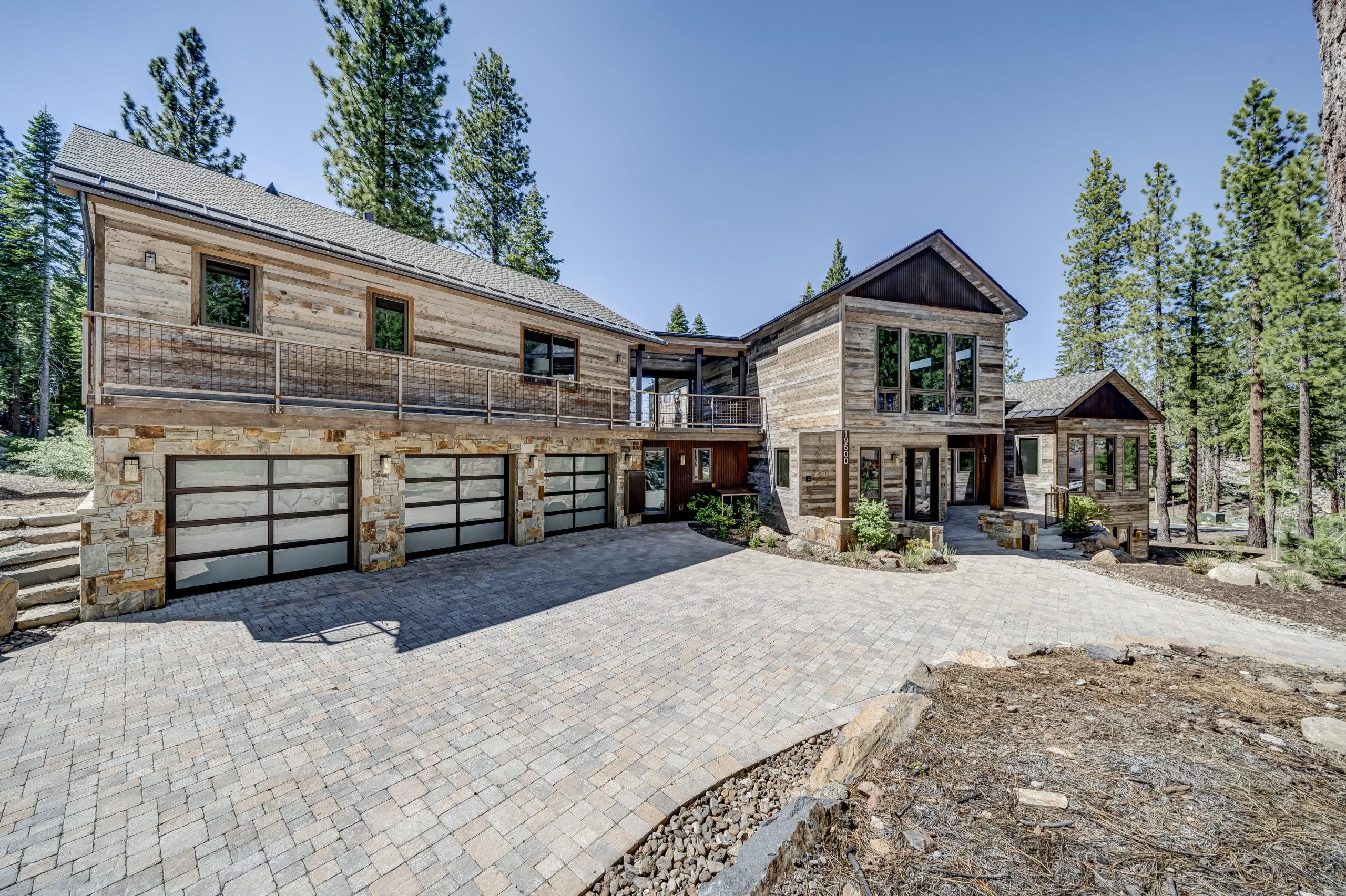 M-12 Home Build Progress – Mountainside at Northstar