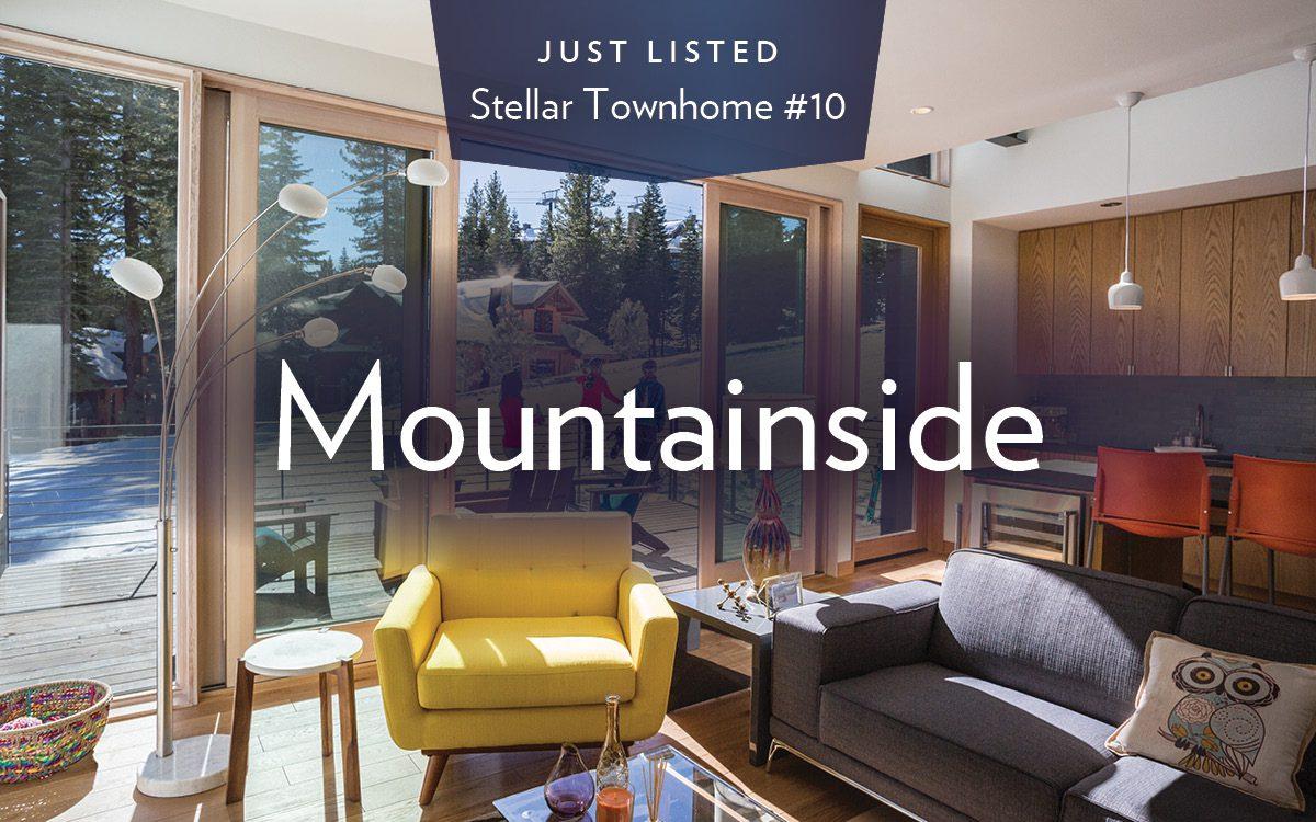 2019 Mid-Year Mountainside Market Update