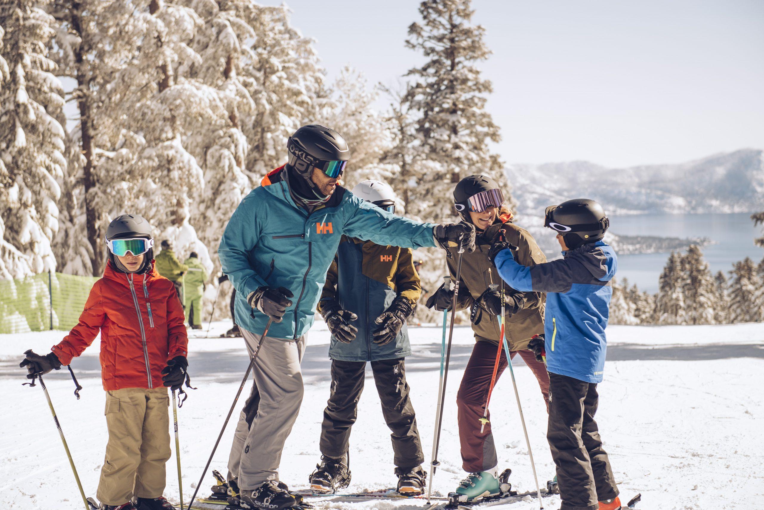 Mountain Holiday Traditions – Skiing on Christmas
